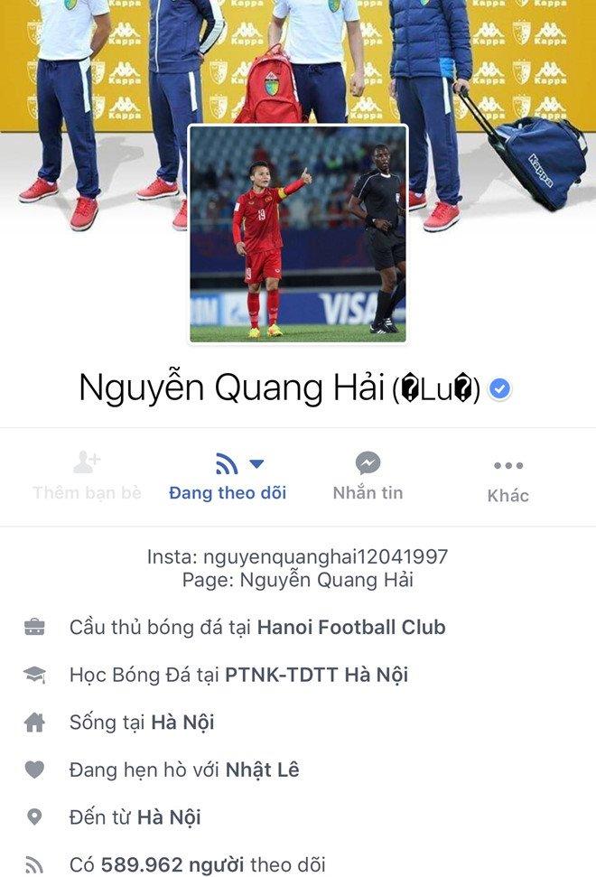 Facebook thu mon Bui Tien Dung vuot moc mot trieu follow hinh anh 4