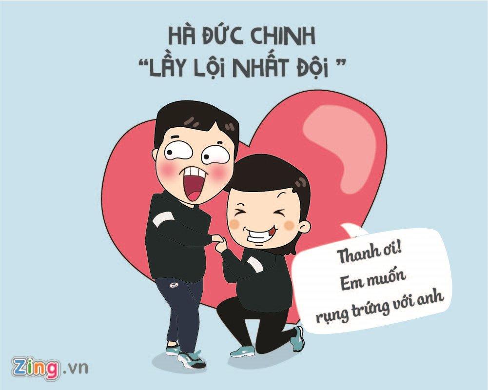 Day la cach dan cau thu U23 Viet Nam 'don tim' fan nu hinh anh 2