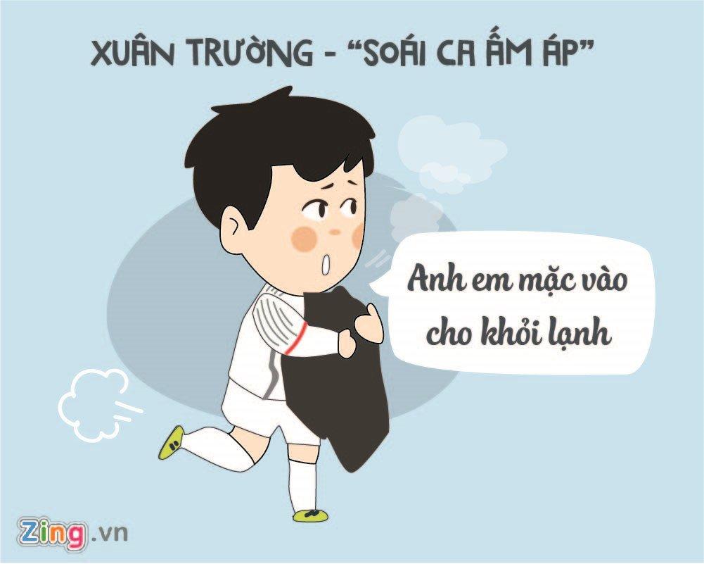 Day la cach dan cau thu U23 Viet Nam 'don tim' fan nu hinh anh 6