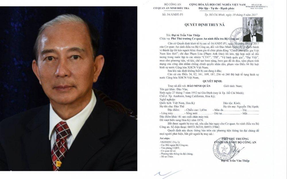 Chan dung 7 ke cam dau to chuc khung bo 'Chinh phu quoc gia Viet Nam lam thoi' hinh anh 1