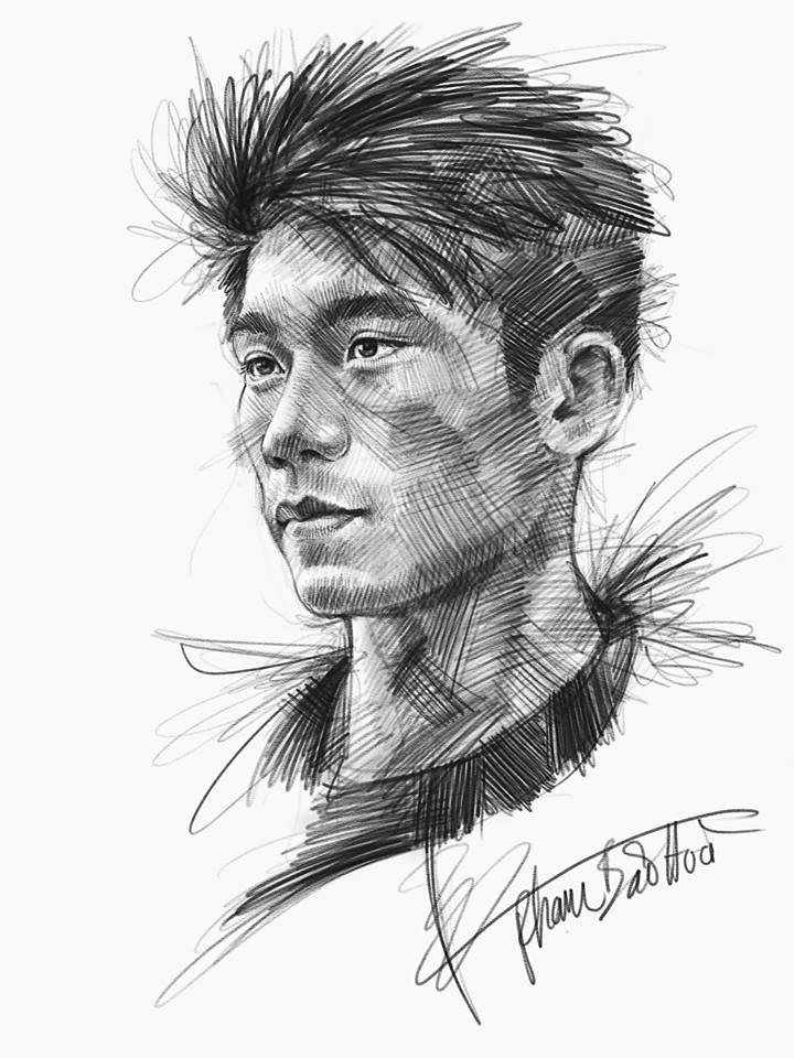 HLV Park Hang-seo va toan doi U23 Viet Nam song dong qua tranh ve hinh anh 6