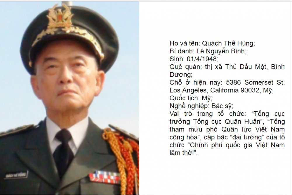 Chan dung 7 ke cam dau to chuc khung bo 'Chinh phu quoc gia Viet Nam lam thoi' hinh anh 7