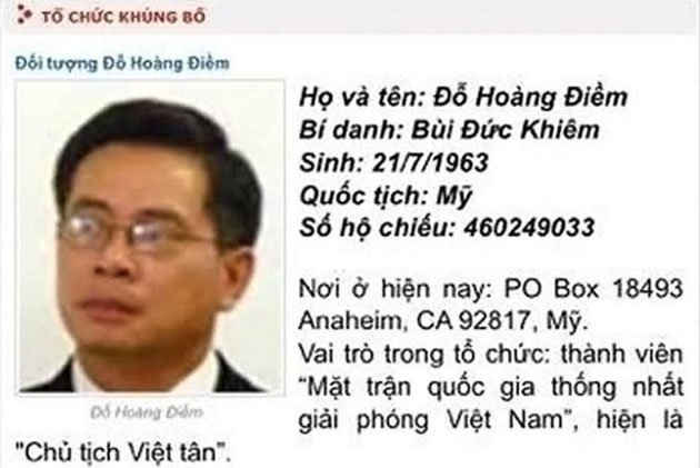 Nhung to chuc khung bo nao bi Bo Cong an vach mat chi ten? hinh anh 3