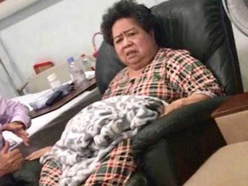 Khong the hoi cung ba Hua Thi Phan hinh anh 1