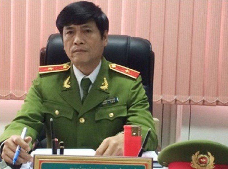 Duong day danh bac nghin ty dong lien quan cuu Cuc truong C50: Bo Cong an thong tin chinh thuc hinh anh 2