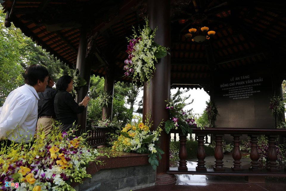 Noi an nghi giua vuon cay cua nguyen Thu tuong Phan Van Khai hinh anh 3