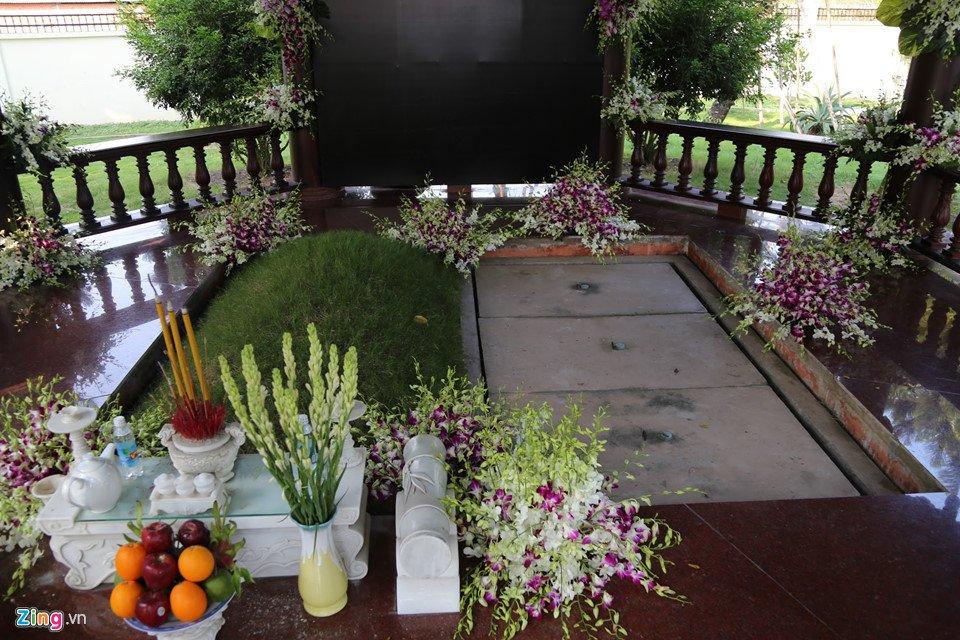 Noi an nghi giua vuon cay cua nguyen Thu tuong Phan Van Khai hinh anh 4