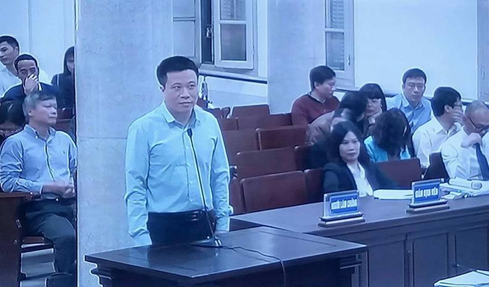 Dong pham cua ong Dinh La Thang thay doi loi khai, Ha Van Tham tu choi doi chat hinh anh 2