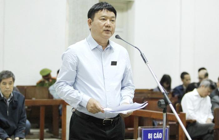 Ong Dinh La Thang: 'Toi khong tu loi tu tui gi, hoan toan trong sach' hinh anh 1