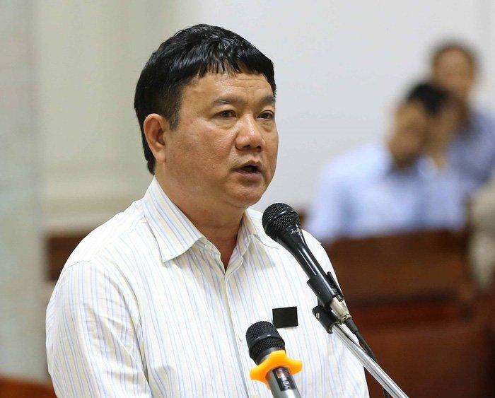 Bi cao Dinh La Thang: 'Toi tin minh khong du thoi gian thuc hien xong 2 ban an' hinh anh 1
