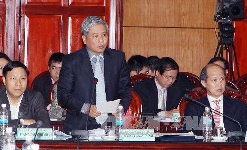 Nguyen Pho thong doc Ngan hang Nha nuoc Dang Thanh Binh vua bi truy to la ai? hinh anh 1