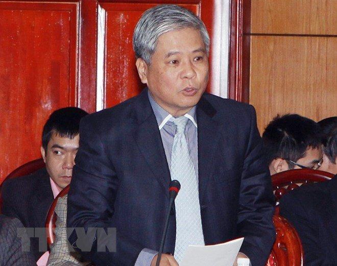 Nhung sai pham khien nguyen Pho Thong doc Ngan hang Nha nuoc Dang Thanh Binh bi truy to hinh anh 1