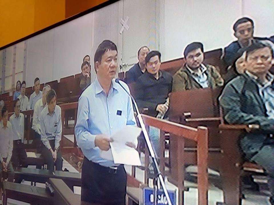 Ong Dinh La Thang: 'Cao trang chi de cap thong tin bat loi cho bi cao' hinh anh 2