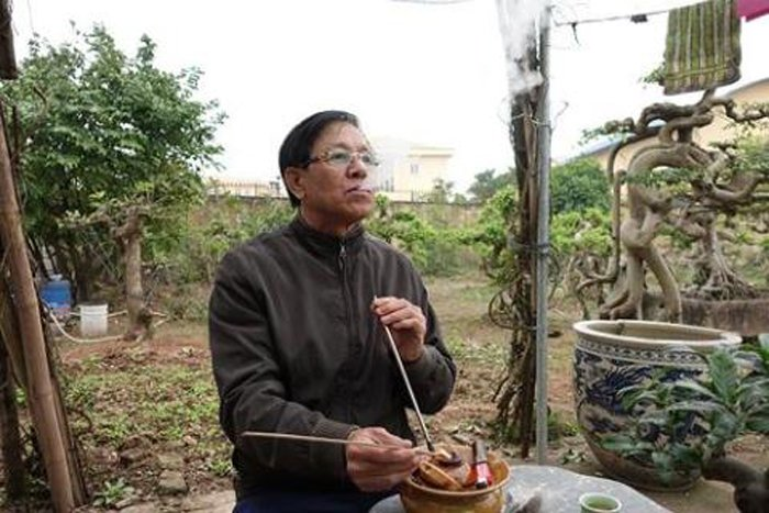 Cuu Trung tuong Phan Van Vinh va nhung giai thoai pha an cuc ky thong minh hinh anh 1