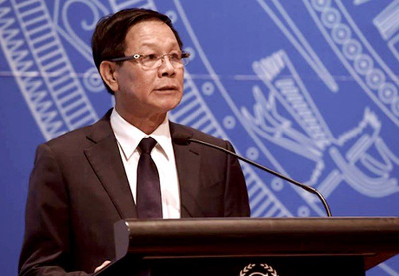 Cuu Trung tuong Phan Van Vinh va nhung giai thoai pha an cuc ky thong minh hinh anh 2
