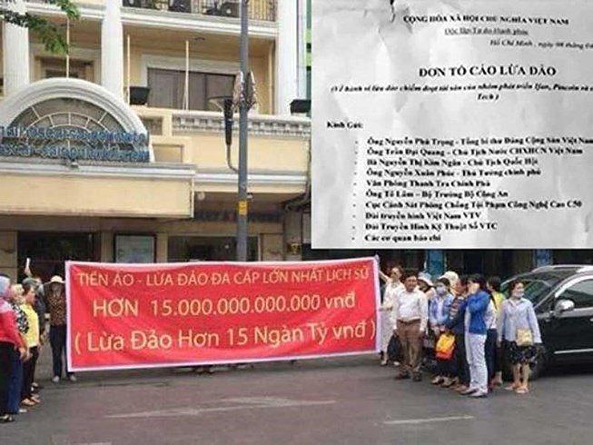 Dan to duong day 'lua dao bang tien ao hon 15.000 ty dong': Cong an TP.HCM len tieng hinh anh 1