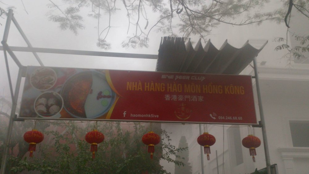 Sau tieng no lon, nha hang noi tieng o Hai Phong chay du doi hinh anh 2