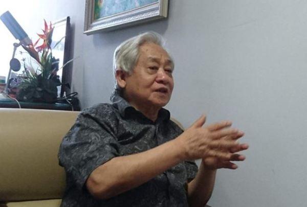 GS Pham Tat Dong: 'Thay con nguoi ta vao dai hoc ma con minh lam tho thi khong duoc' hinh anh 2
