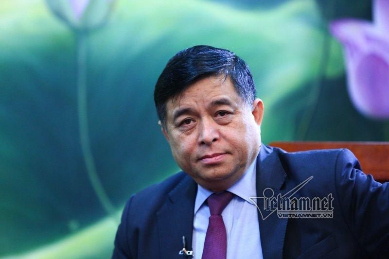 Bo truong Nguyen Chi Dung: 'Nhieu lanh dao tinh co doanh nghiep san sau ngay trong nha minh' hinh anh 1