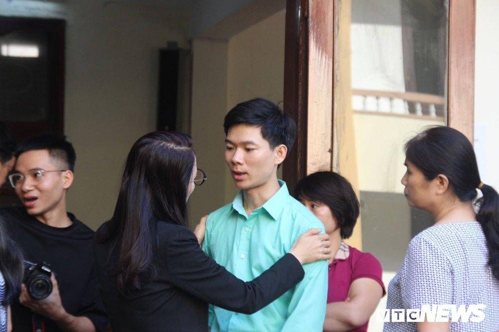 Xet xu bac si Hoang Cong Luong: Bien ban ban giao thiet bi duoc ky sau khi xay ra su co hinh anh 3