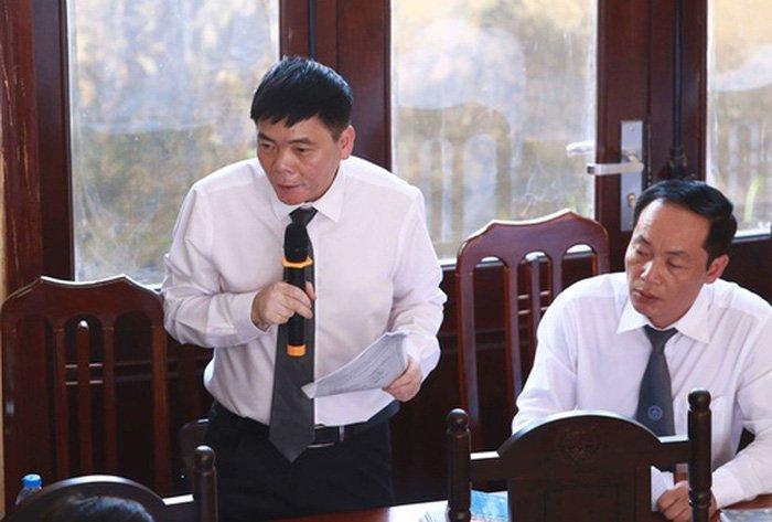 Xet xu bac si Hoang Cong Luong: Bi cao khai sua chua, bao duong may loc than theo...kinh nghiem hinh anh 2