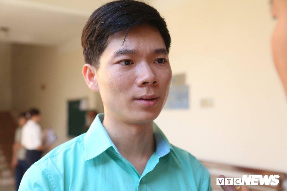 Bac si Hoang Cong Luong: 'Bi cao duoc hoc de cuu nguoi chu khong phai giet nguoi' hinh anh 1