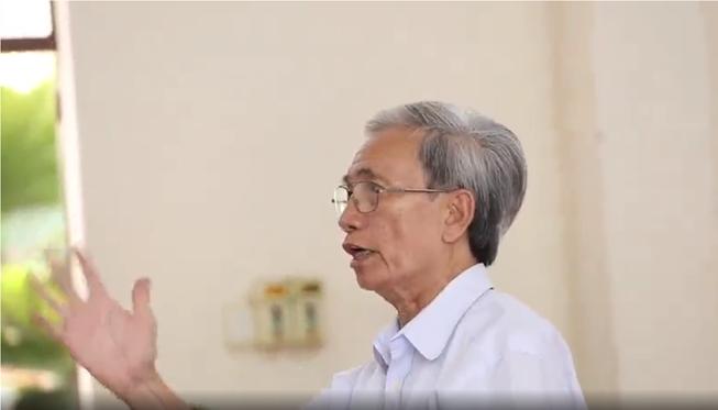 Xu an treo cho ong Nguyen Khac Thuy, tham phan se bi xu ly the nao? hinh anh 1