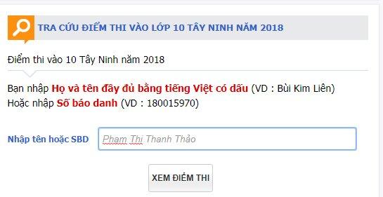 Tra cuu, xem diem thi tuyen sinh vao lop 10 nam 2018 tai TP.HCM hinh anh 3