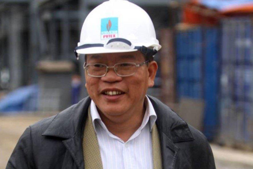 Nguyen Chu tich PVTEX Tran Trung Chi Hieu bi de nghi truy to hinh anh 1