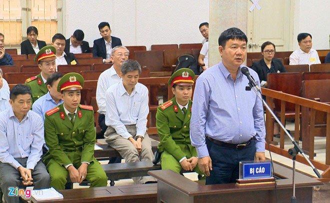 Xu phuc tham PVN gop 800 ty dong vao Oceanbank: Ong Dinh La Thang khong rut khang cao hinh anh 1