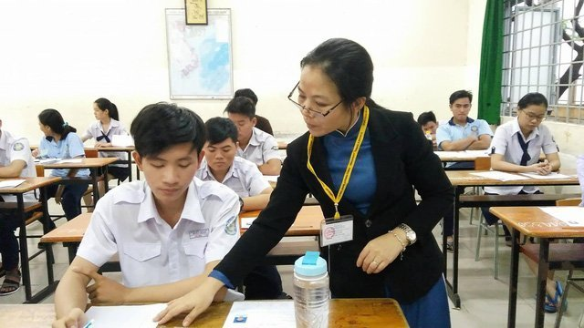 Thi sinh thi THPT Quoc gia 2018 khong the bo qua nhung thong tin nay hinh anh 1