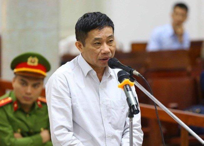 Xet xu phuc tham ong Dinh La Thang: Loi khai mau thuan cua cac bi cao hinh anh 1