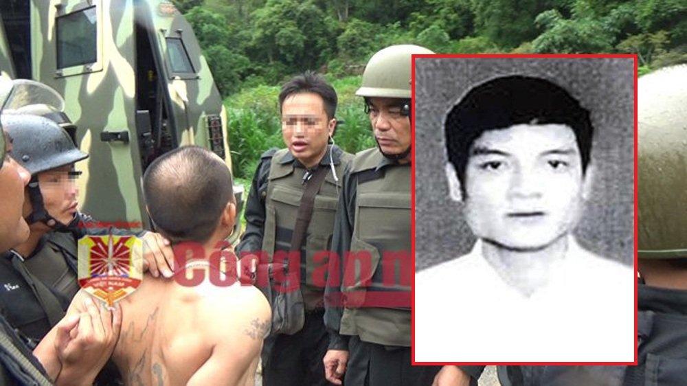 'Ong trum' buon heroin vua bi bat sau cuoc dau sung nghet tho o Long Luong la ai? hinh anh 1