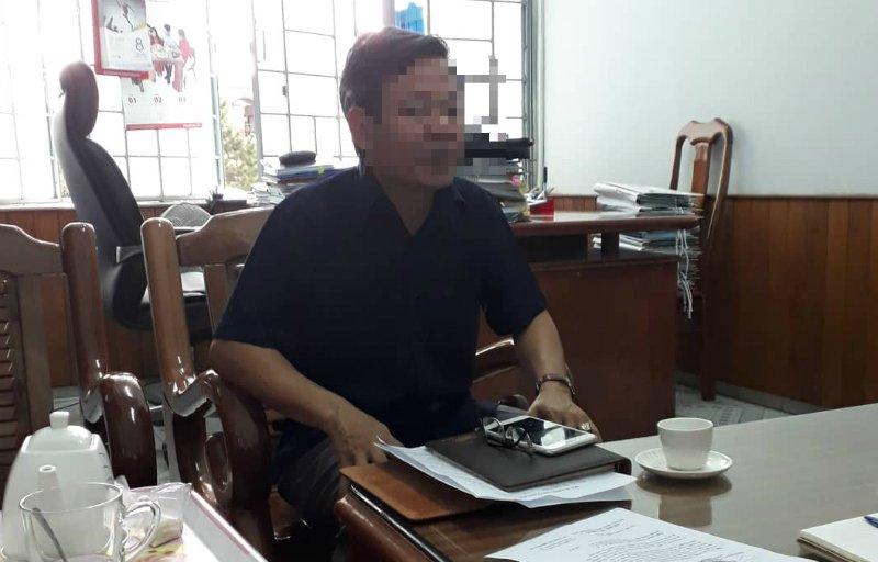 Pho Chanh Thanh tra nghi phep thi THPT o tuoi 54: Sai vi khong bao cao co quan hinh anh 2