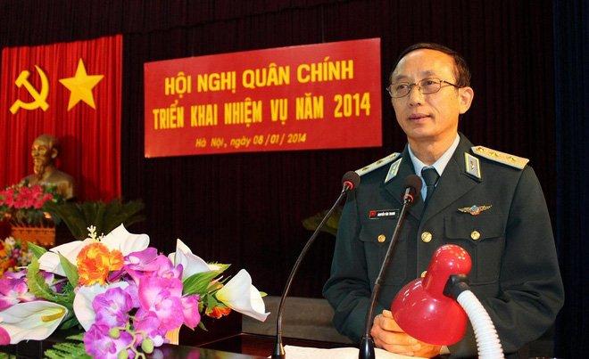 Nguyen Chinh uy Quan chung Phong khong - Khong quan bi canh cao hinh anh 1