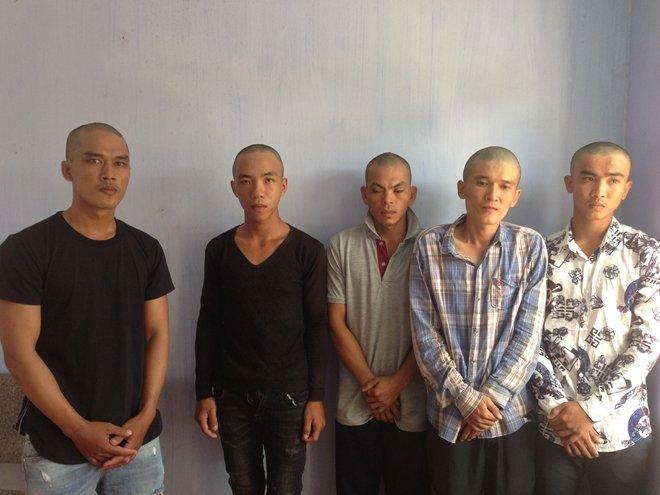 Gay roi tai Doi Canh sat PCCC Phan Ri: Bat them 5 nguoi hinh anh 1
