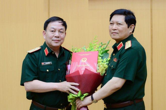 Thieu tuong Le Dang Dung duoc giao phu trach Chu tich kiem Tong Giam doc Viettel hinh anh 2