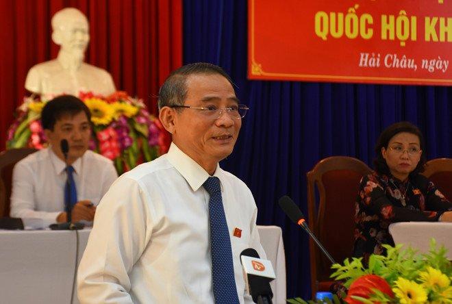 Bi thu Da Nang: 'Toi dang rat muon biet ai, the luc nao an tien chong lung cho Muong Thanh' hinh anh 1