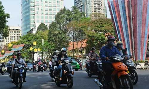 Viet Nam lot top 10 quoc gia hoan toan khong co xung dot hinh anh 1