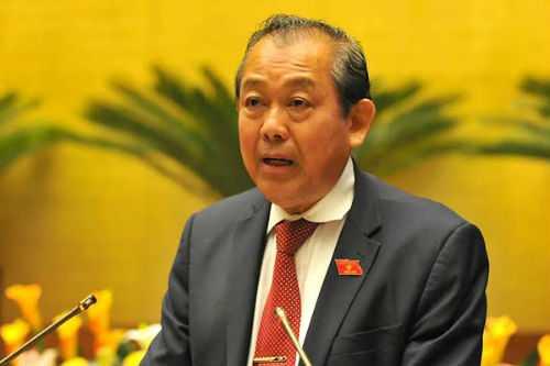 Thu tuong, cac Pho Thu tuong dieu hanh nhung cong viec gi? hinh anh 2