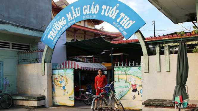 Su viec 'bat coc' 2 bo con o Binh Thuan: Gia dinh van chua nhan chau be hinh anh 1