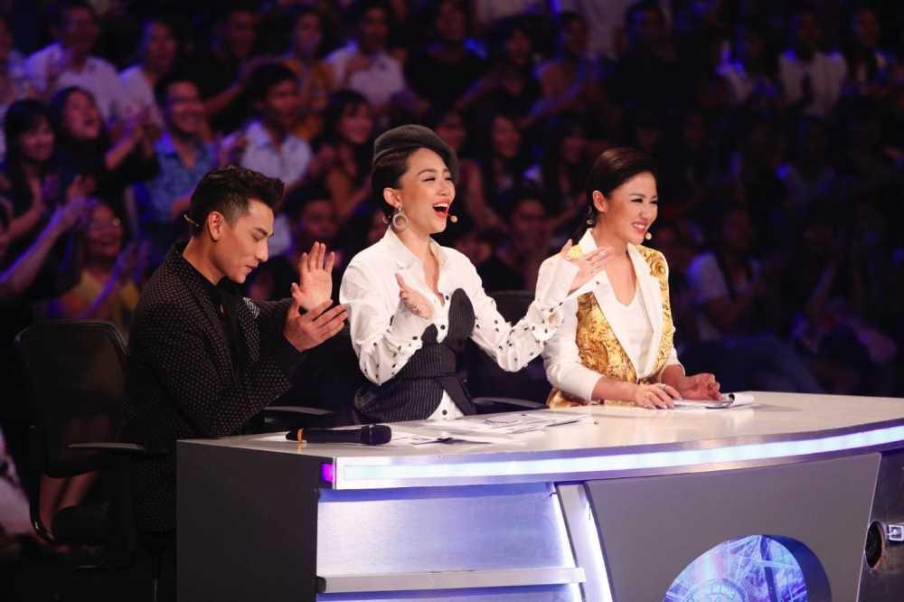 Vietnam Idol Kids: Than dong dan ca Ho Van Cuong khien Isaac 'rung tim' hinh anh 5
