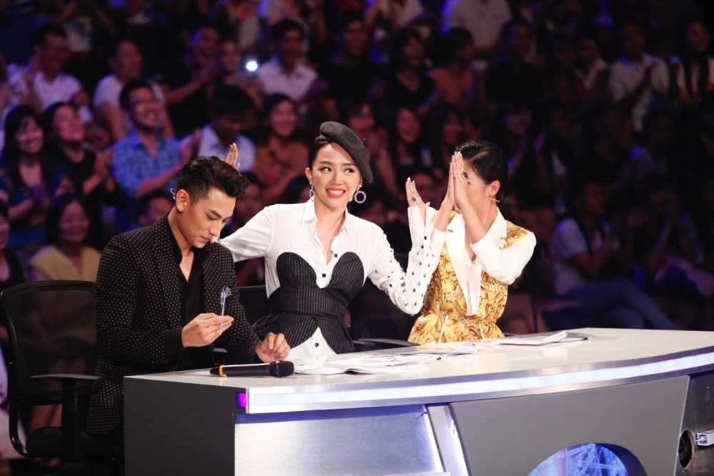 Vietnam Idol Kids: Than dong dan ca Ho Van Cuong khien Isaac 'rung tim' hinh anh 7