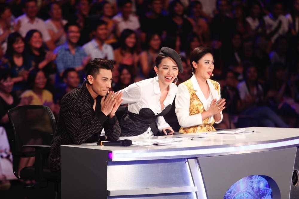 Vietnam Idol Kids: Than dong dan ca Ho Van Cuong khien Isaac 'rung tim' hinh anh 8