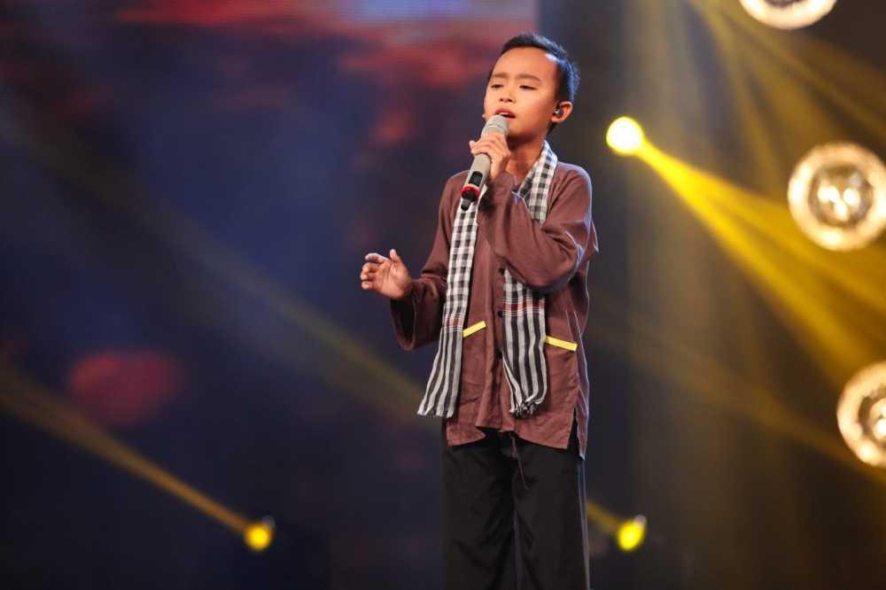 Truc tiep liveshow top 10 Vietnam Idol Kids: 10 'thien than nho' da san sang hinh anh 2