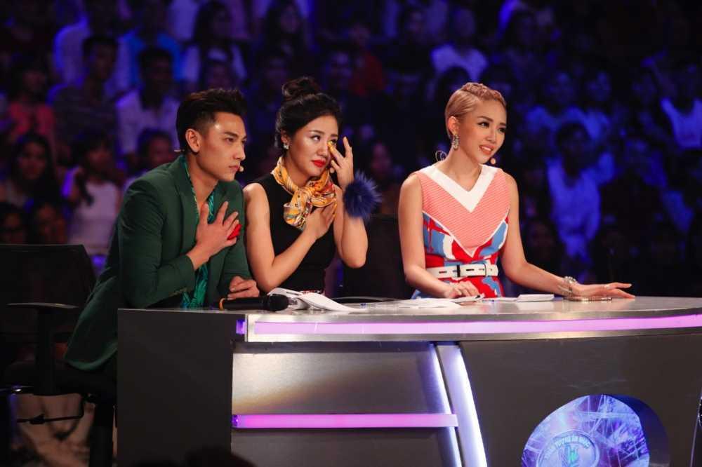 Truc tiep liveshow top 10 Vietnam Idol Kids: 10 'thien than nho' da san sang hinh anh 4