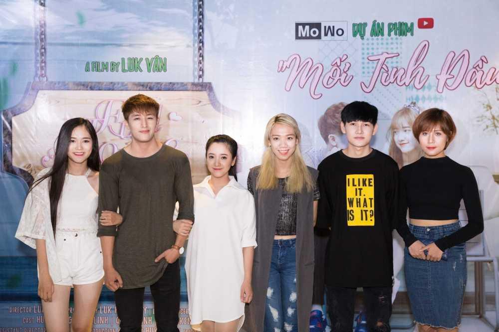 Lam Vinh Hai tron vo di xem phim cung Suni Ha Linh hinh anh 5