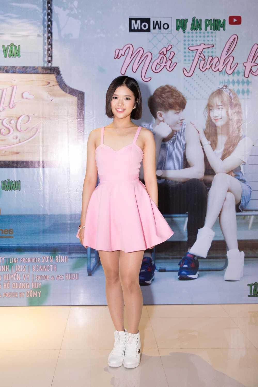 Lam Vinh Hai tron vo di xem phim cung Suni Ha Linh hinh anh 3