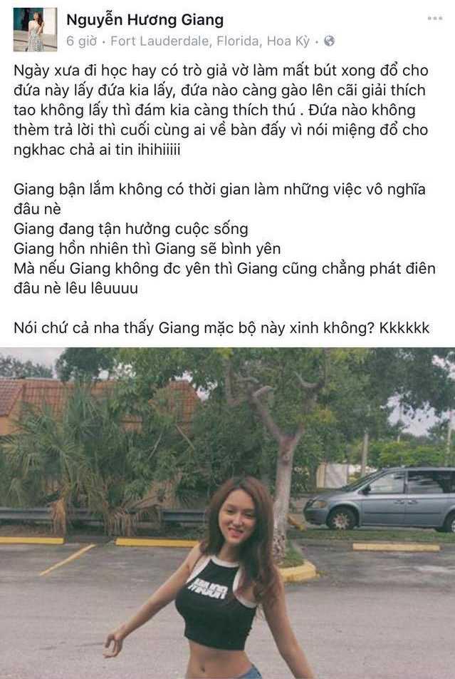 Bi Lam Chi Khanh mang 'vo hoc', Huong Giang Idol phan phao hinh anh 2