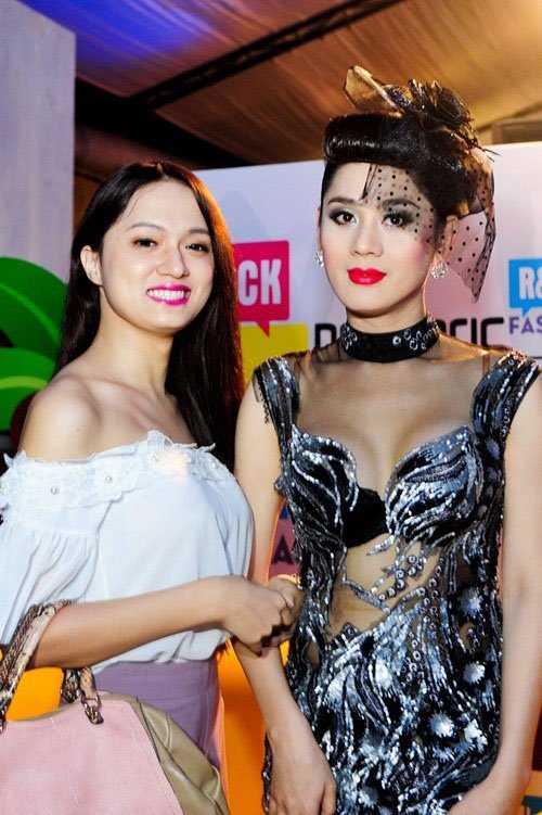 Lam Chi Khanh mang Huong Giang Idol 'vo hoc' hinh anh 2